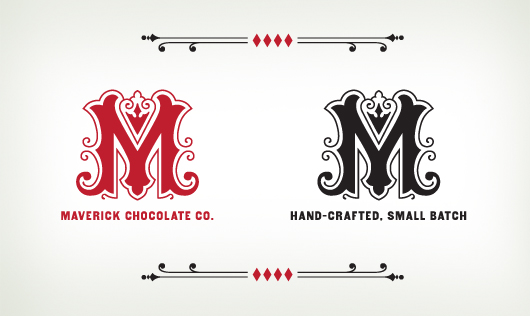 Maverick graphic elements