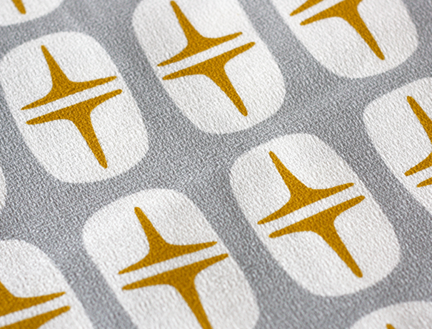 Time Warp retro fabric collection by Jessica Jones