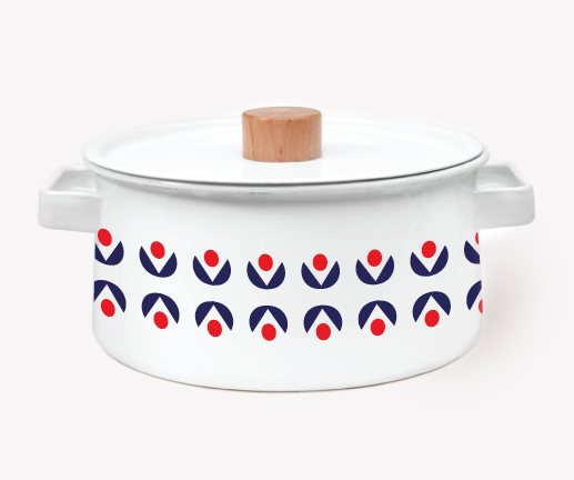 surface designer Jessica Jones modern kitchenware
