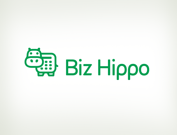 Biz Hippo accounting firm logo