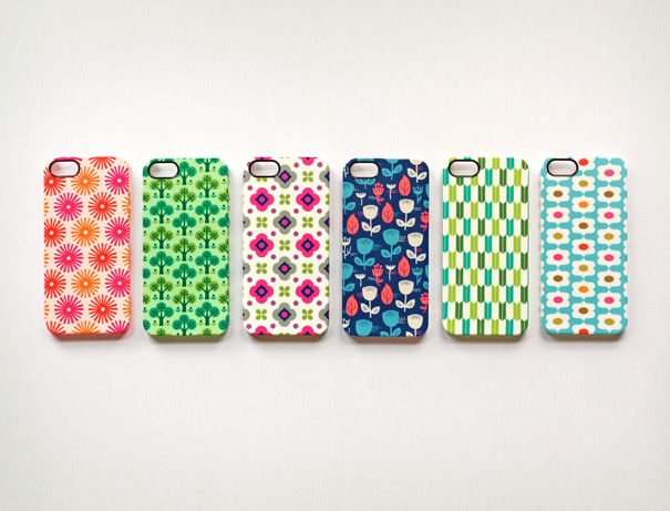 Phone case with surface pattern design 3633c3a48448