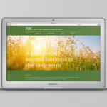 Website design for Endowment Research Group