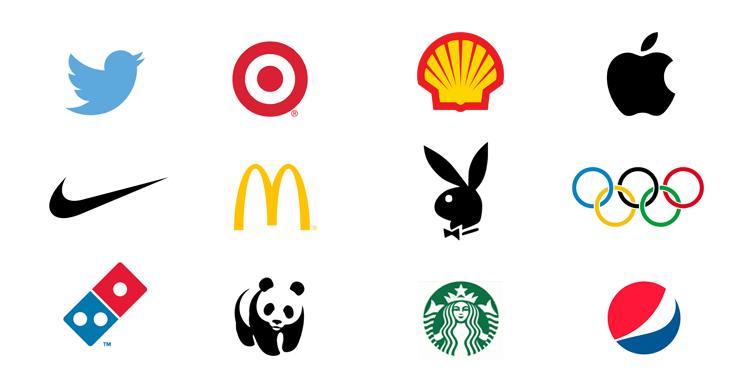 pictorial logo examples symbols