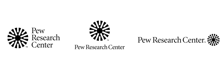 stacked horizontal logo lockups